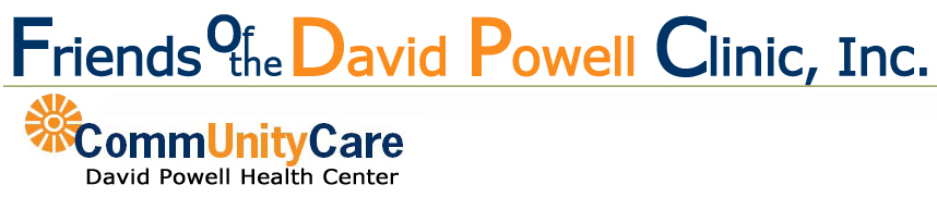 Friends of David Powell Logo